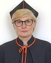 Dziekan WBiIŚ, dr hab. inż. Anna Głowacka, prof. ZUT